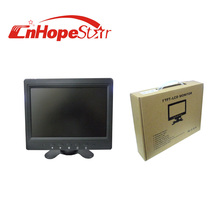 oem wholesaler 12v vga 7inch computer lcd monitor with dc12 volt