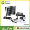 zhong shang portable good quality waterproof high quality solar panel kit