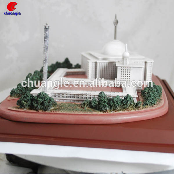 Architectural Scale Building Models Figures