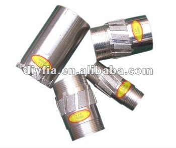 Electroplated Diamond Bit Reaming Shell