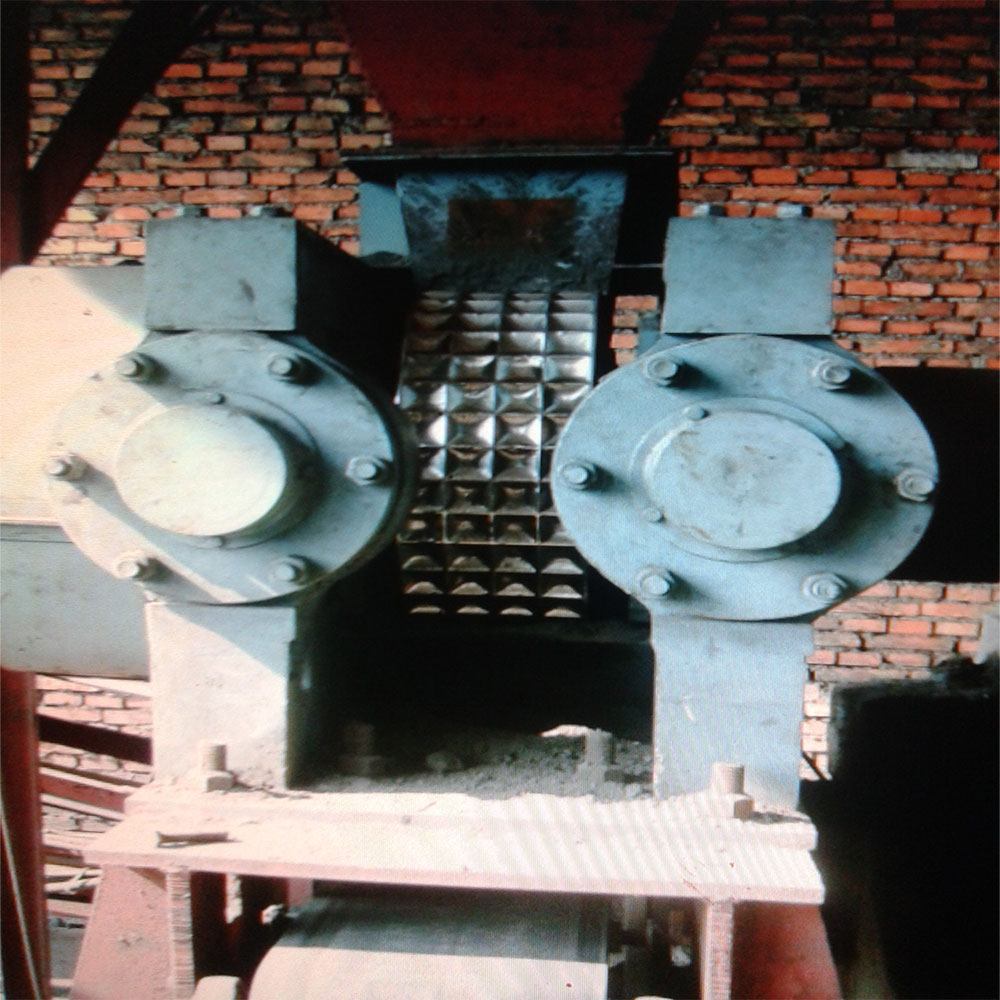honeycomb coal briquettes press machine