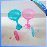 Plastic Wine Glass Plastic Glass Cup Glass Container With Lid