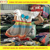 used clothes traders in Guangzhou cheap factory price summer used clothing tropical mix for Africa buyers