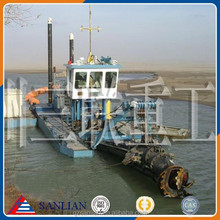 18 inch Hydraulic Cutter Suction Sand Pumping Dredger for sale