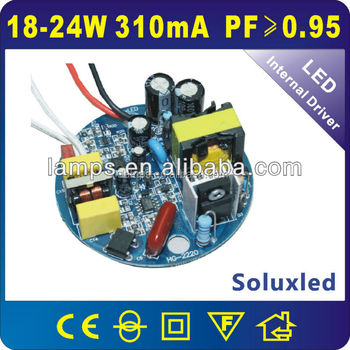 12-18w led driver /constant current power supply manufactory direct