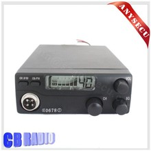 AM/FM CB Radio ANYSECU CB03 With Wide Frequency 25-30MHz CB band walkie talkie