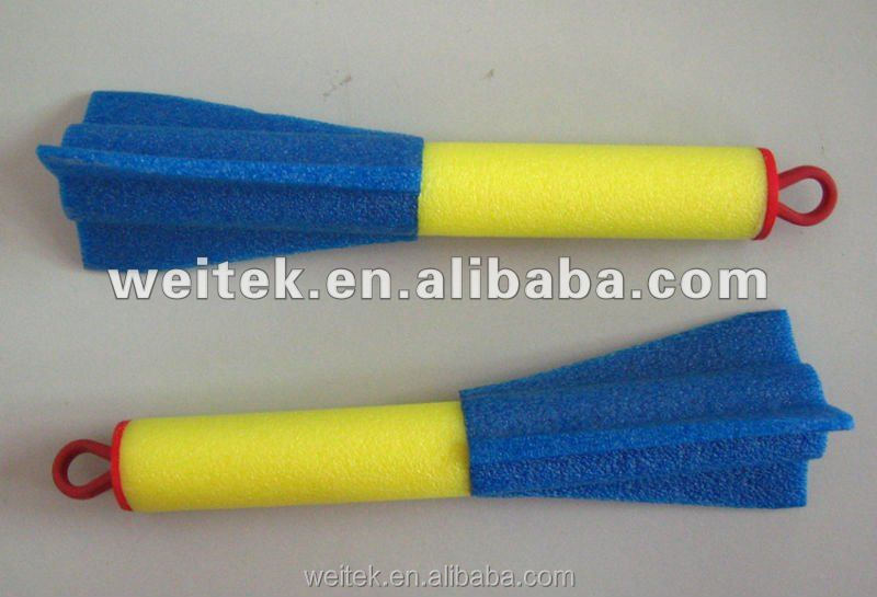 Sport rubber/EPE/EVA toy small finger rocket