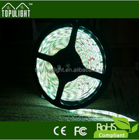 5050smd high quality led strip/ Topulight waterproof IP65 led strip light