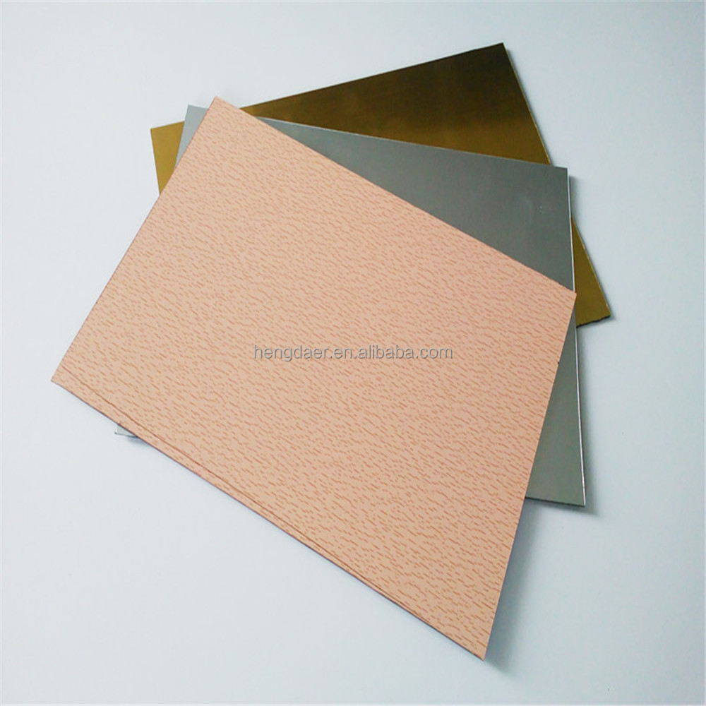 1.5mm ABS double color plastic sheet