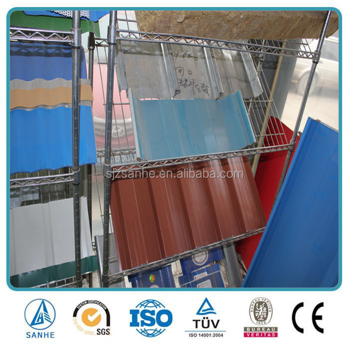 28 gauge corrugated steel roofing sheet/pc corrugated transparent roofing sheet/fiber cement corrugated roofing sheet