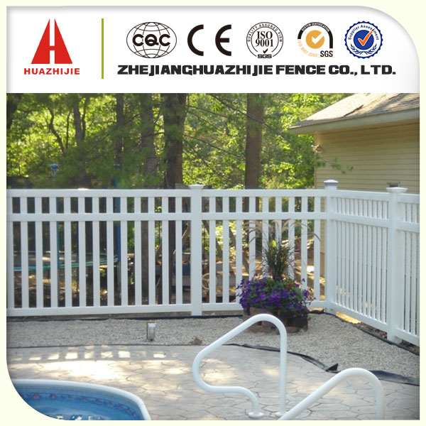 pvc portable garden fence panels for sale