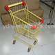 Nice Small colourful small shopping carts with wheels
