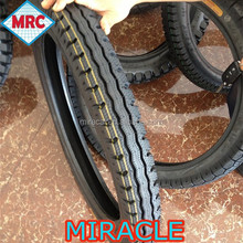 China wholesale natural rubber tubeless motorcycle tyres with 3.00-18 new pattern
