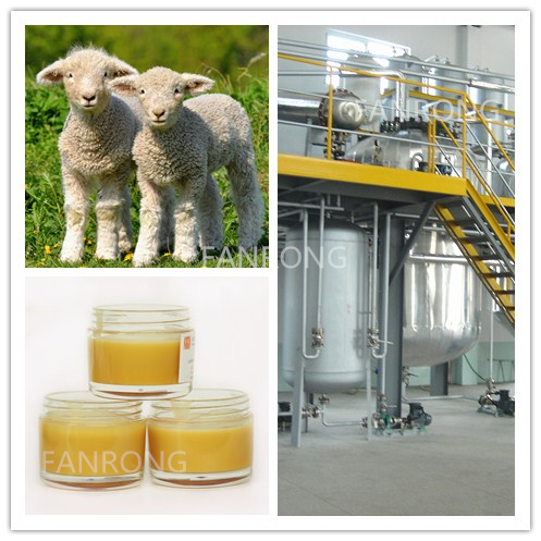 Lanolin Anhydrous / Wool Fat / Technical Grade A for Metal anti rust, Leather chemical, Lubricant