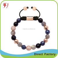8mm Black Matte Onyx Bracelet For Men Antique Bronze Hamsa Charms bracelets Amethyst crystal bracelet women