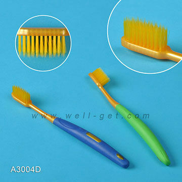 Free Sample Company Logo Printing Electric Nano Tooth Brush A3004D