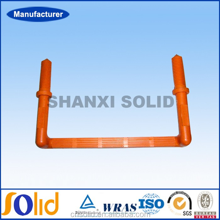 cast iron manhole ladder manhole step,casting iron manhole step,plastic manhole step