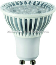 Fluorescent lamps 6W GU10 led spotlighting Replace Osram 5w gu10 lamp