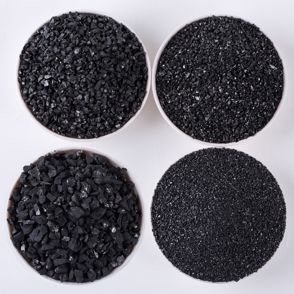 Anthracite Carbon F.C.90% Calcined Anthracite Coal Filter Media