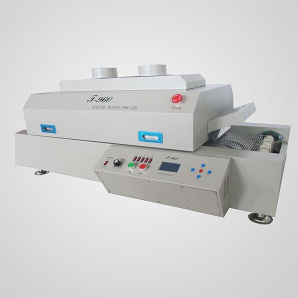LED SMT reflow oven for PCB, high accuracy Reflow Oven/ Reflow soldering oven