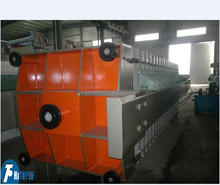 commercial water treatment used high quality quick discharge automatic filter press