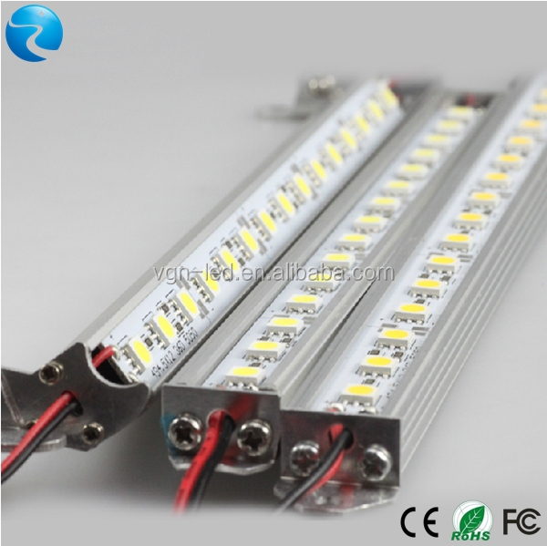 Auditorium walkway lighting led strip SMD5050 60pcs 1080lm 14.4w