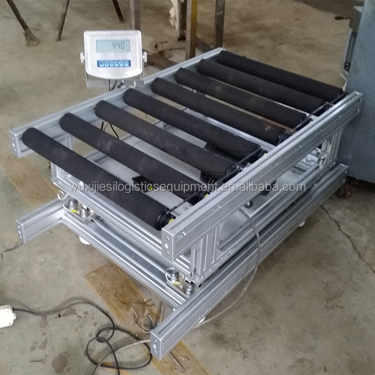conveyor roller scale for hot sale