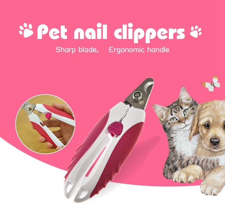 Tianyuan pet grooming scissors,pet nail scissors for dogs