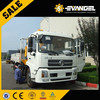 XCMG truck mounted crane SQ8ZK3Q road construction equipment with good quality