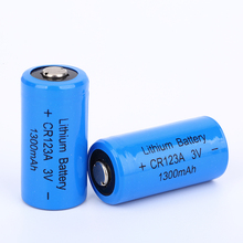 Battery Supplier Cr123 Rechargeable 3 Volt Lithium Batteries