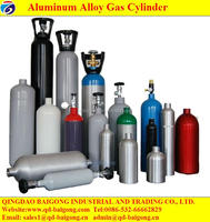 China Manufacture direct sell Aluminum Alloy Gas Cylinder