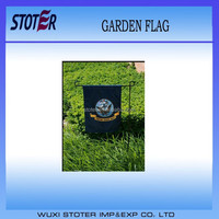 Garden Flag with pole/stand