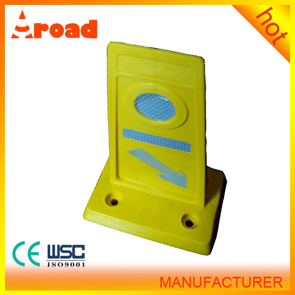 high quality small rubber lane divider