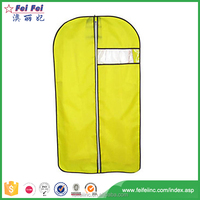 SEDEX/SGS Clothes Large Capacity Easy Folding Packing Suit Cover garment bag hong kong