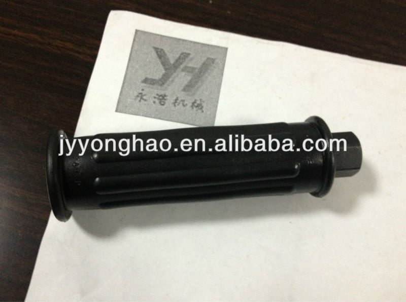 OEM ODM Rubber Parts custom rubber handles grips