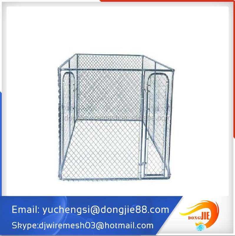 ISO9001 china Alibaba supplier commercial dog cage / dog kennel