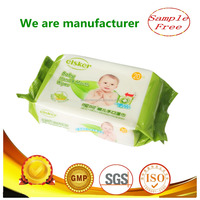 Skin care/Baby mouth and hand wet wipe wholesale PH balance