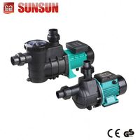 SUNSUN factory sales HLS-series inflatable pool filter pump for pool water cycle