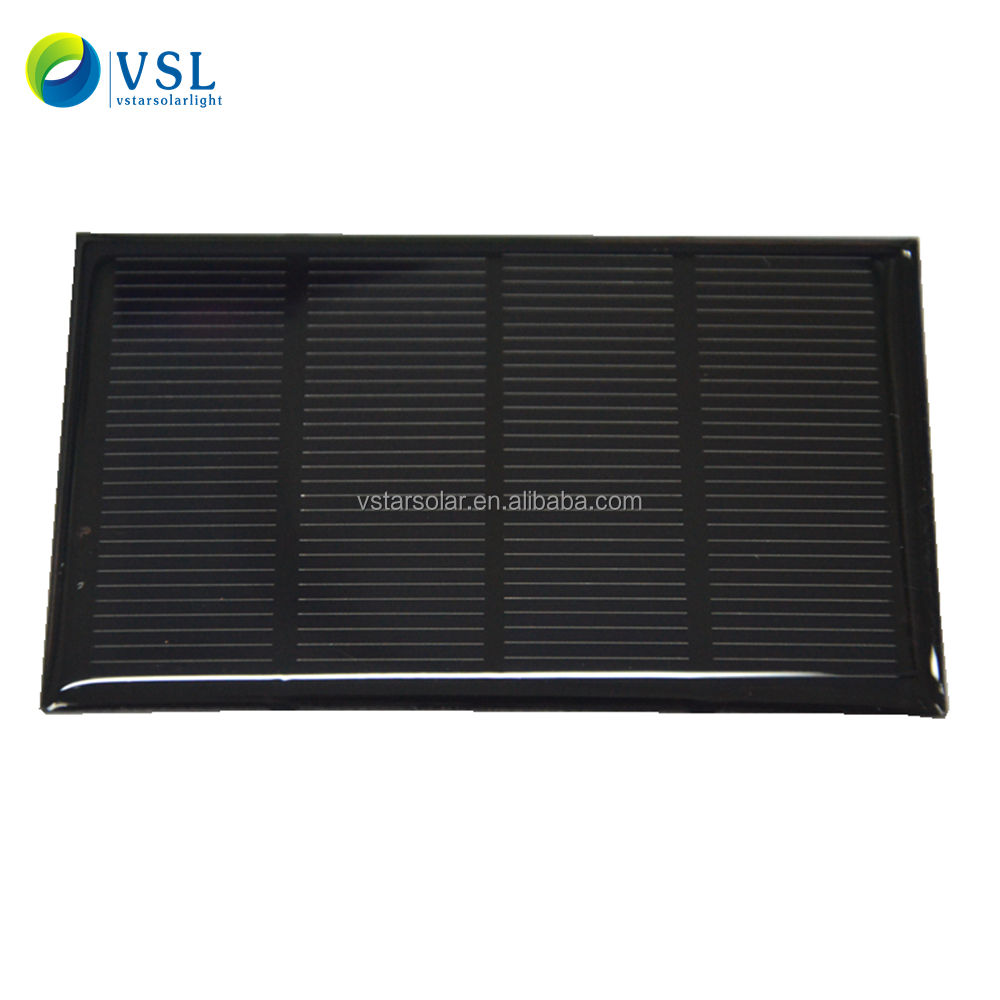 OEM/ODM small size mini epoxy solar panel 5v 6v 9v 1w 2w 3w