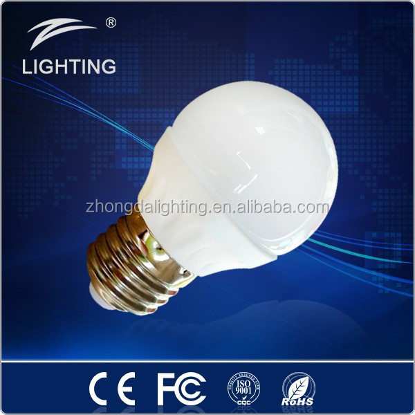 5w top selling led bulb with bayonet fitting 220v