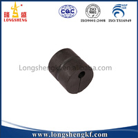 Silicone Rubber Moulding Parts Stop Blocks Poly Urethane Bushings