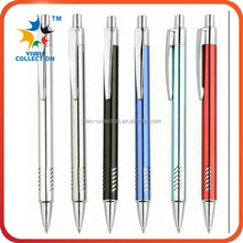 High quality metal crystal ball pen/ promotional gift