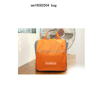 2016 Hot sale waterproof handle travel bag small Packaging bag