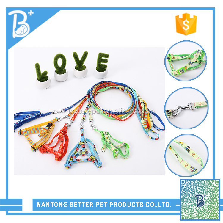 Organic Pet Products Wholesale Comfort Dog Leash Pet Collars & Leashes