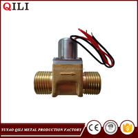 china supplier 24vac solenoid valve