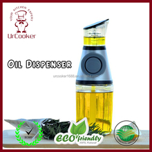Hot Selling No Drip 500ML Glass Olive Oil Bottle For Kitchen