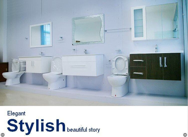 hot sale furniture used modern bathroom vanity cabinet