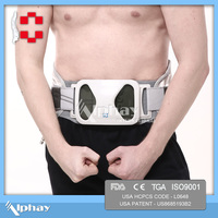 Wholesale lumbar air traction belt, Back pain relief