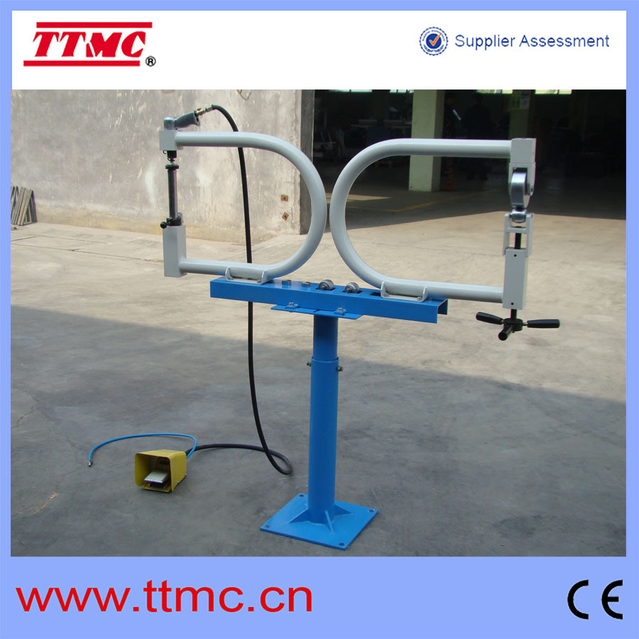 UFP-2 TTMC planishing hammer and English wheel