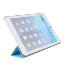 Mobile Phone Accessories pu leather case for ipad air leather smart case for ipad air